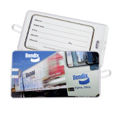 Luggage Tag-Bendix Truck Parking Lot