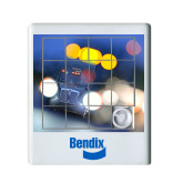 Scrambler Sliding Puzzle-Bendix Truck in Lights