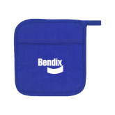 Quilted Canvas Royal Pot Holder-Bendix