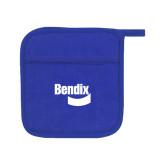 Quilted Canvas Royal Pot Holder-Bendix