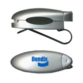 Silver Bullet Clip Sunglass Holder-Bendix