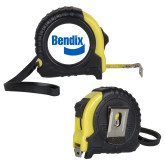 Journeyman Locking 10 Ft. Yellow Tape Measure-Bendix