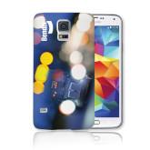 Galaxy S5 Phone Case-Bendix Truck in Lights