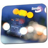 Full Color Mousepad-Bendix Truck in Lights