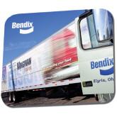 Full Color Mousepad-Bendix Truck Parking Lot
