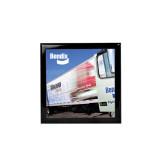 Ebony Black Accessory Box With 6 x 6 Tile-Bendix Truck Parking Lot
