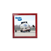 Red Mahogany Accessory Box With 6 x 6 Tile-Bendix Stability Systems Truck