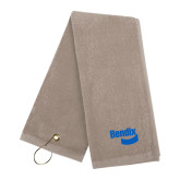 Stone Golf Towel-Bendix
