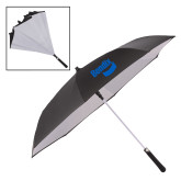 48 Inch Auto Open Black/White Inversion Umbrella-Bendix