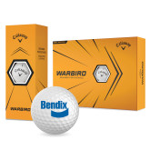 Callaway Warbird Golf Balls 12/pkg-Bendix