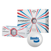 Callaway Supersoft Golf Balls 12/pkg-Bendix