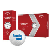 Callaway Chrome Soft Golf Balls 12/pkg-Bendix
