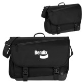 Metro Black Compu Brief-Bendix