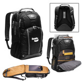 Ogio Bolt Black Backpack-Bendix