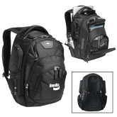 Ogio Stratagem Black Backpack-Bendix