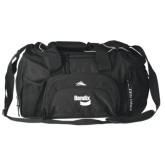 High Sierra Black Switch Blade Duffel-Bendix