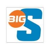 Medium Decal-Big S