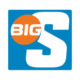 Large Decal-Big S, 12in Tall