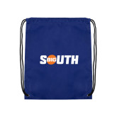 Royal Drawstring Backpack-Big South