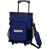 30 Can Blue Rolling Cooler Bag-Big South