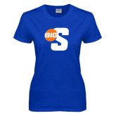 Ladies Royal T Shirt-Big S