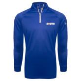 Under Armour Royal Tech 1/4 Zip Performance Shirt-Big South