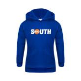 Youth Royal Fleece Hoodie-Big South