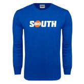 Royal Long Sleeve T Shirt-Big South