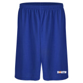 Russell Performance Royal 10 Inch Short w/Pockets-Big South