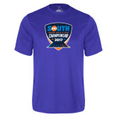 Performance Royal Tee-Big South Track and Field Championship