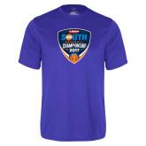 Performance Royal Tee-Hardies Big South Baseball Championship 2017