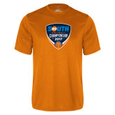 Performance Orange Tee-Big South Softball Championship 2017