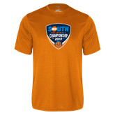 Performance Orange Tee-Big South Volleyball Championship 2017
