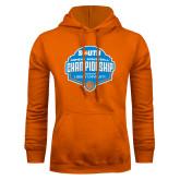 Orange Fleece Hoodie-Big South Womens Basketball Championship