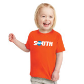 Toddler Orange T Shirt-Big South