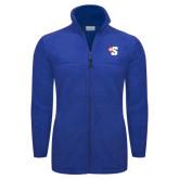 Columbia Full Zip Royal Fleece Jacket-Big S