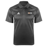 Adidas Climalite Charcoal Jaquard Select Polo-Big South