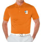 Callaway Opti Vent Orange Polo-Big S