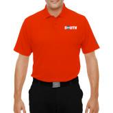 Under Armour Orange Performance Polo-Big South