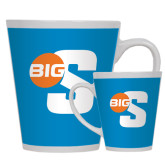 Full Color Latte Mug 12oz-Big S