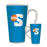 Full Color Latte Mug 17oz-Big S