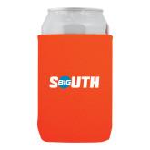 Neoprene Orange Can Holder-Big South