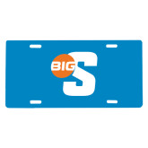 License Plate-Big S