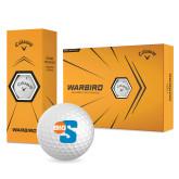Callaway Warbird Golf Balls 12/pkg-Big S