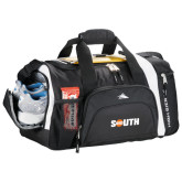 High Sierra Black 22 Inch Garrett Sport Duffel-Big South