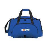 Challenger Team Royal Sport Bag-Big South