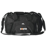 High Sierra Black Switch Blade Duffel-Big South