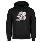 Black Fleece Hoodie-Mascot