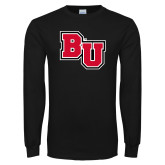 Black Long Sleeve TShirt-BU