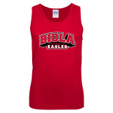 Red Tank Top-Official Logo